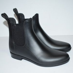 Sam Edelman Tinsley Black Rain Boots Size 9